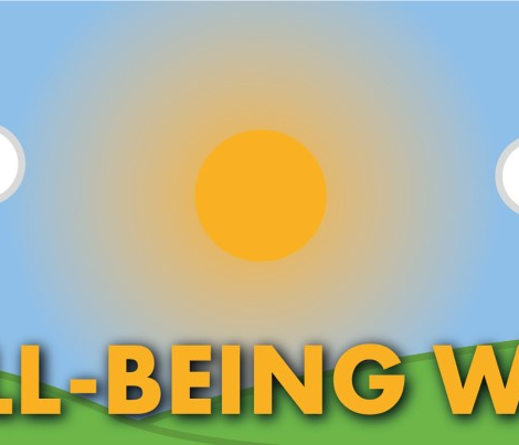 well being banner